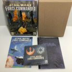 Star Wars Force Commander Big Box PC CD ROM - pas cher StarWars