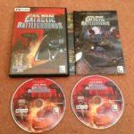 STAR WARS GALACTIC BATTLEGROUNDS PC CD ROM - Bonne affaire StarWars