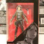 StarWars collection : HASBRO STAR WARS Black Séries Figurine JYN ERSO (Rogue One)