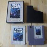 GENUINE NINTENDO NES GAME - STAR WARS - Boxed - pas cher StarWars