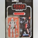 StarWars collection : Hasbro Star Wars The Vintage Collection First Order Stormtrooper 3.75-inch