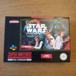 Super Nintendo SNES Super Star Wars, PAL UKV, - Occasion StarWars
