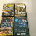 Ps2 Cheat Disc Bundle Action Replay And - Avis StarWars
