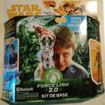 StarWars collection : STAR WARS Figurine Force Link 2.0 Kit de Demarrage kit de Base