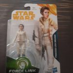 StarWars collection : STAR WARS FIGURINE PRINCESS LEIA ORGANA SÉRIE FORCE LINK 2.0 SOUS BLISTER NEUF