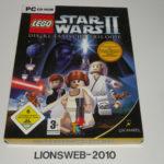 PC CD-Rom Spiel - Lego Star Wars II Die - pas cher StarWars