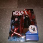 "Figurine StarWars : Figurine STAR WARS ""THE FORCE AWAKENS"": KYLO REN - NEW SEALED"