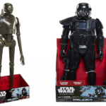 Figurine StarWars : STAR WARS Rogue One-K-2S0 - Figurine 51 cm + Star Wars Death Trooper 48 cm ...
