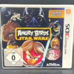 "NINTENDO 3DS SPIEL "" ANGRY BIRDS STAR WARS "" - Bonne affaire StarWars"
