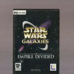 STAR WARS GALAXIES AN EMPIRE DIVIDED. SUPERB - Bonne affaire StarWars
