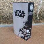 "StarWars figurine : Star Wars First Order Stormtrooper SDCC 2015 Exclusive The Black Series 6"""