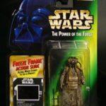 StarWars figurine : Figurine Star Wars neuve neuf!Le pouvoir de la force!Zuckuss!!!!!!!!!!!!!!!!!!!!