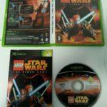 XBOX - Original Xbox Lego Star Wars The Video - jeu StarWars