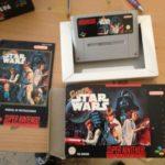 Super Star Wars (Super Nintendo Snes - Pal - jeu StarWars