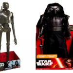 StarWars collection : STAR WARS Rogue One-K-2S0 -Figurine 51 cm + Star Wars VII - Kylo Ren Figure 45cm