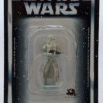 Figurine StarWars : Figurine collection Atlas STAR WARS SNOW TROOPER Guerre des Etoiles Figure