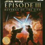 Playstation 2 PS2 game STAR WARS EPISODE 3: - pas cher StarWars