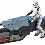Figurine StarWars : Star Wars Galaxy Of Adventure  Figurine 12cm et Véhicule  Jouet Star Wars