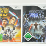 2 Spiele für Wii - Star Wars Clone Wars & - pas cher StarWars