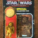 StarWars collection : STAR WARS THE POWER OF THE FORCE FIGURINE LUMAT SOUS BLISTER COLLECTOR COIN 1984