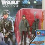 Figurine StarWars : STAR WARS - Rogue One - Sergeant Jyn Erso (Eadu) - HASBRO 2016 - NEUF - NEW