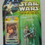 StarWars figurine : STAR WARS POTJ - ANAKIN SKYWALKER MECHANIC EPISODE 1  2000 HASBRO