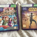 XBOX 360 KINECT GAMES - STAR WARS AND KINECT - jeu StarWars