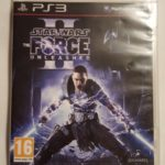 Star Wars The Force Unleashed II PS3 game - pas cher StarWars