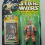 Figurine StarWars : STAR WARS POTJ - JEK PORKINS X-WING PILOTE 2000 HASBRO