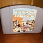 Star Wars Racer Cartucho Cartridge Cartouche - Occasion StarWars