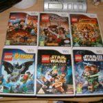 LEGO STAR WARS + BATMAN + INDIANA JONES + - jeu StarWars