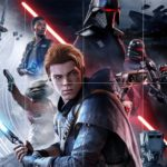 STAR WARS  JEDI FALLEN ORDER GAME,LARGE - Bonne affaire StarWars