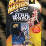 Figurine StarWars : Star Wars Action Masters Luke Skywalker Métal Moulé Collection Figurine Kenner