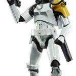 Figurine StarWars : Star Wars Série Noire 15.2cm Figurine Impérial Saut Trooper F/S avec / Piste