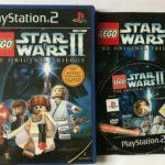 Lego Star Wars 2 Fighter Sony Playstation 2 - Bonne affaire StarWars