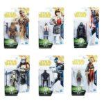 StarWars collection : Hasbro Star Wars Solo Force Link 2.0 Figurine de Jeu Choix Motif Starwars