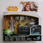 StarWars figurine : STAR WARS FIGURINES REBOLT & CORELLIAN HOUND SÉRIE FORCE LINK 2.0 SOUS BLISTER