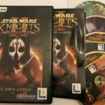 STAR WARS KNIGHTS OF THE OLD REPUBLIC II 2 PC - pas cher StarWars