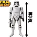 Figurine StarWars : STAR WARS - Stormtrooper Figurine - 79 Cm...