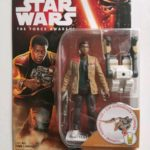 StarWars collection : STAR WARS FIGURINE DE 10 CM FINN SERIE THE FORCE AWAKENS SOUS BLISTER NEUF