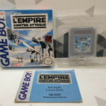 JEU NINTENDO GAME BOY STAR WARS EMPIRE CONTRE - Occasion StarWars