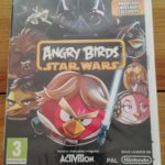 JEU NINTENDO WII ANGRY BIRDS STAR WARS PAL - Bonne affaire StarWars