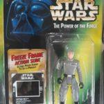 StarWars collection : Star Wars Kenner figurine Blister Freeze Frame Captain Piett NEUF