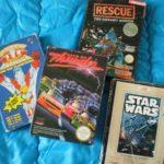 Lot de 4 jeux Nintendo NES STAR WARS Captain - Bonne affaire StarWars