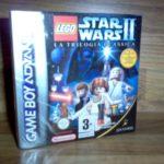 Jeu Nintendo Gameboy Advance GBA - Lego Star - jeu StarWars