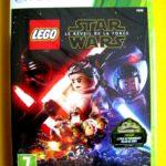 jeu XBOX 360 - LEGO Star wars le reveil de la - Occasion StarWars