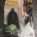 StarWars figurine : STAR WARS FIGURINE KYLO REN SÉRIE FORCE LINK 2.0 SOUS BLISTER NEUF