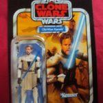 StarWars figurine : STAR WARS VINTAGE COLLECTION - OBI WAN KENOBI CLONE WARS VC103