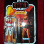 StarWars figurine : STAR WARS VINTAGE COLLECTION - CLONE TROOPER SHOCK TROOPER ROTS VC110 NEUF
