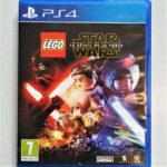 PS4- Jeu Lego Star Wars:Le Réveil de la Force - Avis StarWars